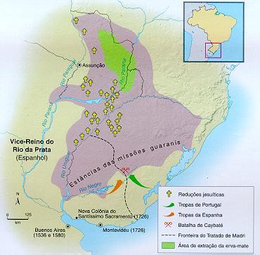 OOO Portugal na América do Sul Mapa4