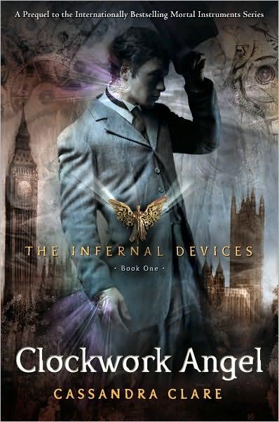 La Cité des Ténèbres, les Origines - Tome 1 : L'ange mécanique de Cassandra Clare Clockworkbig