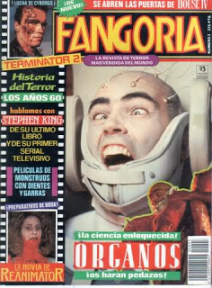 Fangoria: Magazine Horror Show  Fangoria03