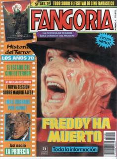 Fangoria: Magazine Horror Show  Fangoria04
