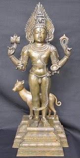 காலபைரவர்-வரலாறு.. 3by5pnt91Bhairavar