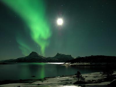Polarna svetlost - Page 2 Nordlys