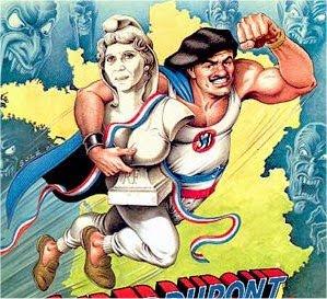 Les séries de bandes dessinées mythiques doivent-elles être poursuivies ? Supdupont2