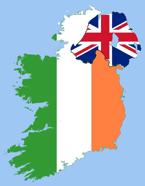 Union Flag is now offensive Irish%2Bflag