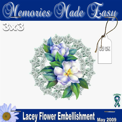 Lacey Blue Flower MME_LaceyFlowerEmbellishment_PREVIEW