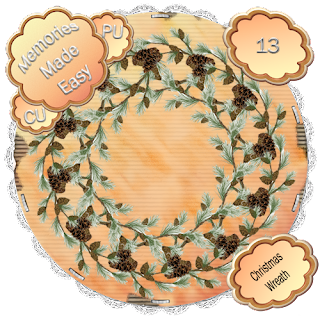 Christmas Wreaths 13-15 (CU OK ) {Memories Made Easy} ChristmasW13_PREVIEW