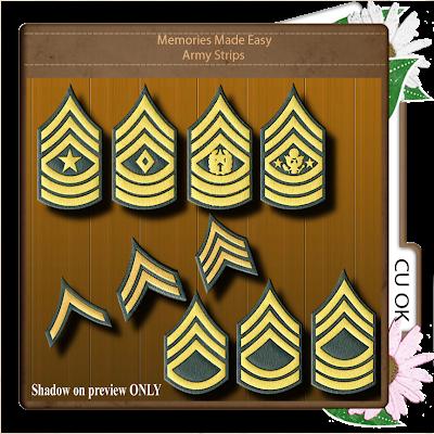 Army Stripes US-ARMY-STRIPS-PREVIEW
