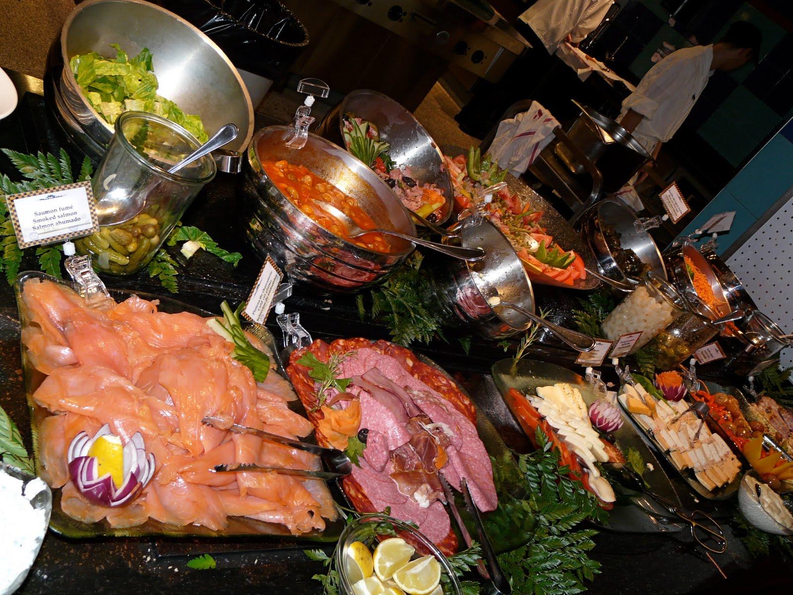 Restaurants à l'Hotel New York P1030750