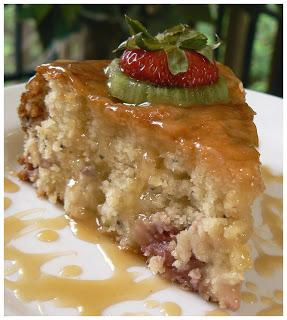 Torte bretonne aux fraises et kiwis P1370969