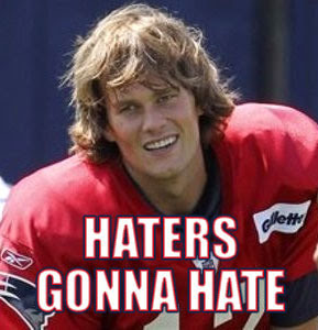 Forget Tebowing, we now have Bradying BradyHaters