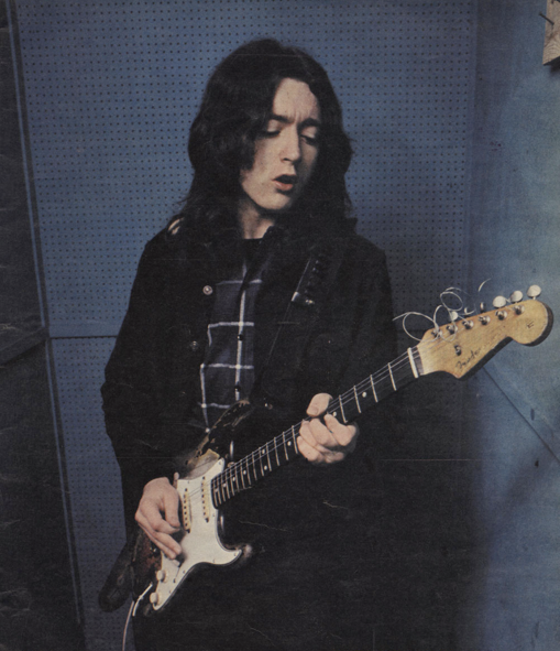 Rory Gallagher (1971) Image2d