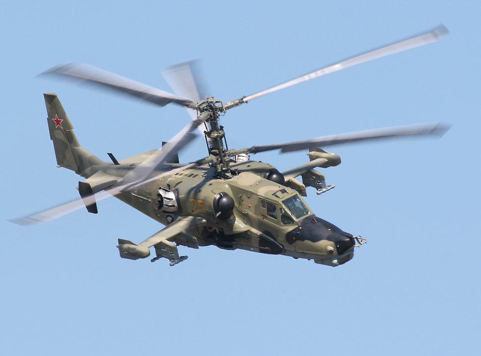 [نقاش] ما هو السلاح الذي تتمنى ان تراه لدى جيش بلدك Ka50