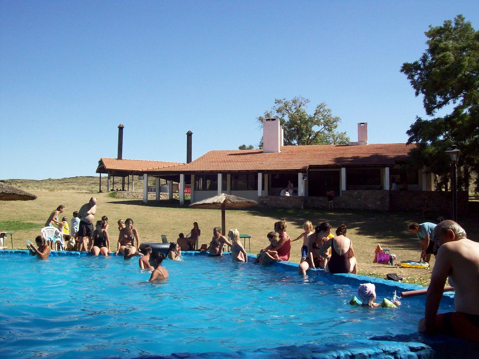 Camping El Pinar (Sierra de la Ventana) 100_0708