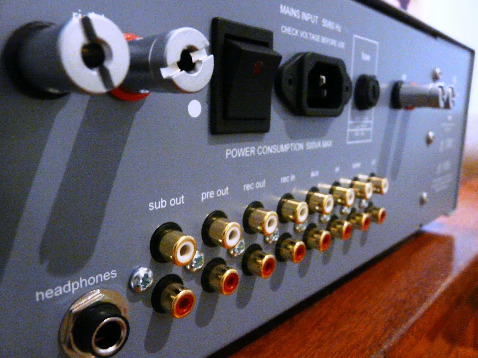 Amplificador para una ATC SCM40 P1090499