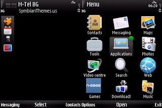 جديد ثيمات Nokia 5800 و N97 روعة حمل ما شئت 2