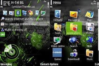 جديد ثيمات Nokia 5800 و N97 روعة حمل ما شئت 4