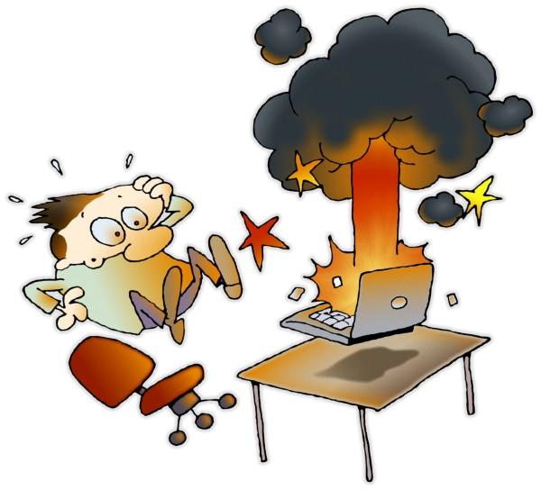 Ako sa dnes máš? 6 - Stránka 6 Computer-crash