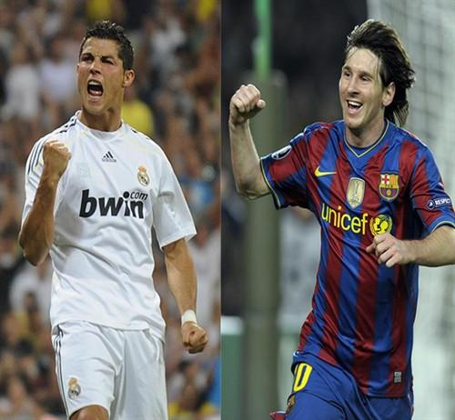 فيديو تقديم روعة للكلاسيكو المقبل  Ronaldo-Messi