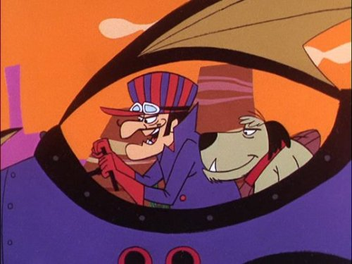 Favorite Villian? Dick-dastardly-and-muttley