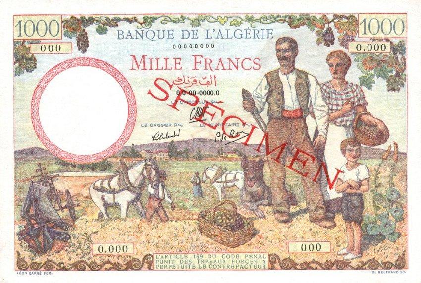 عملة الجزائر من الاستعمار الى يومنا هدا 779574992