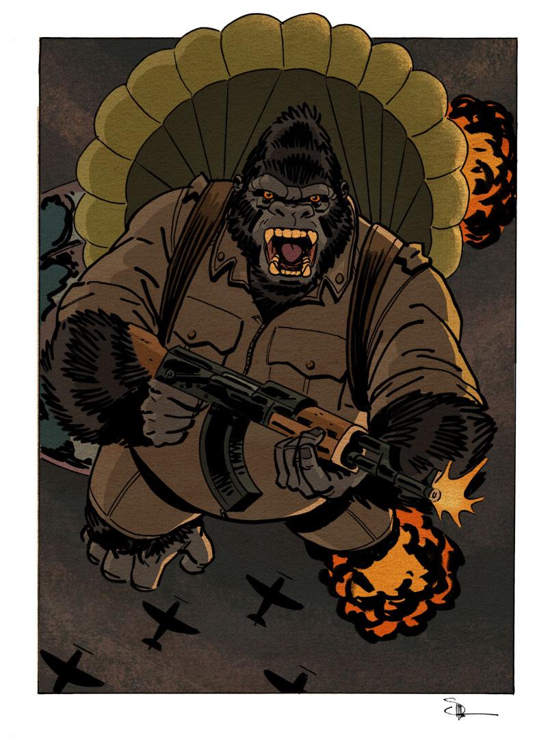BUSTE - ??? - Page 2 GorillaMan
