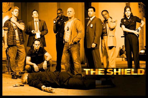 Telefilm. Shield