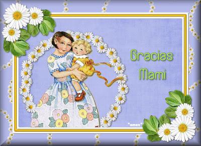 11 -TARJETAS DIA DE LA MADRE MADRE4.GRACIAS