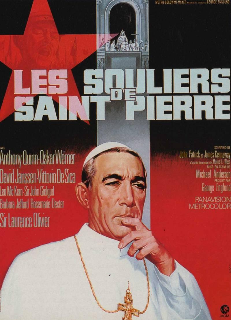 """""""Les souliers de St-Pierre"""" : Un film à regarder ici-même sur le forum Aff_souliers"""