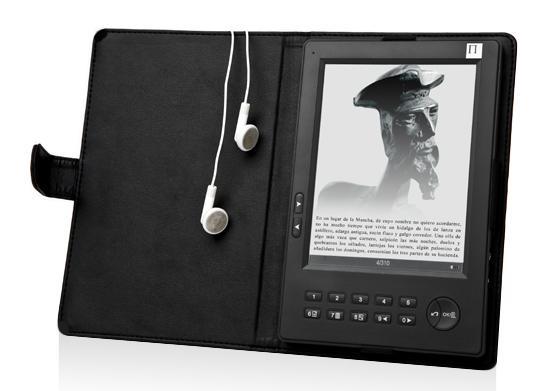 ¿BIBLIOFILO DIGITAL?. Segundas impresiones con el e-reader. Papyre611