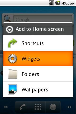[APPLICATION ANDROID - LAUNCHER PRO PLUS ] Interface qui a un air de sense [plus disponible] Widget_01