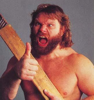 World Wrestling Federation (Aquellos Maravillosos 80's) HacksawJimDuggan
