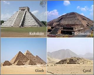 Colón descubrió América, pero no fue el primero en llegar Mayas-y-egipcios