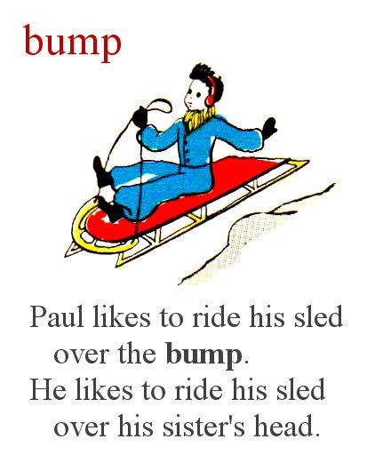 Bump! Bump