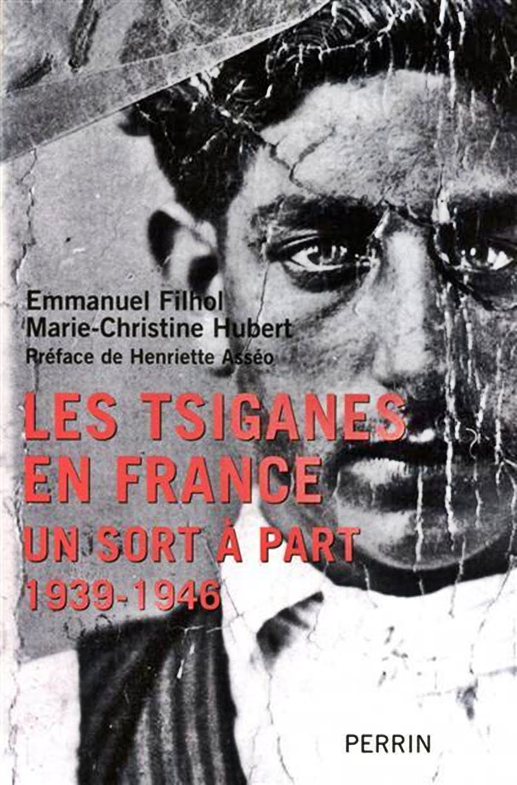 """""""La persécution des Tsiganes par les Nazis"""" de Guenter Lewy Couv"""
