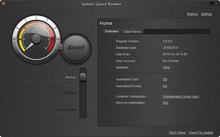 System Speed Booster 2.8.3.2 | 3.77 MB 0018a48c_medium