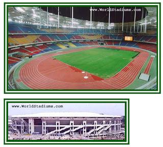 Estadio Nacional Bukit Jalil, Malasia Malasia