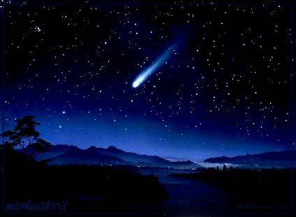 POEMAS SIDERALES ( Sol, Luna, Estrellas, Tierra, Naturaleza, Galaxias...) - Página 15 Cometa