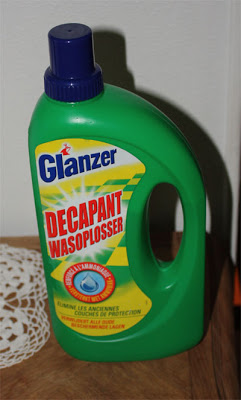 Décaper efficacement ? Glanzer1