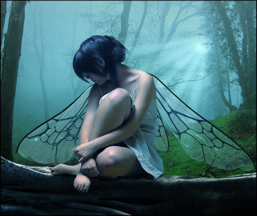 What is an Empath Forest_Fae_by_Amethystana