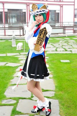 Cosplay Touhou Project Touhou_1