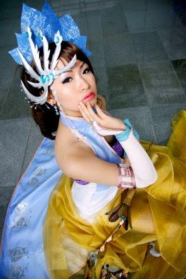 Cosplay Sangoku Musou EOY08___Empress_Zhen_Ji_by_RainerTachibana