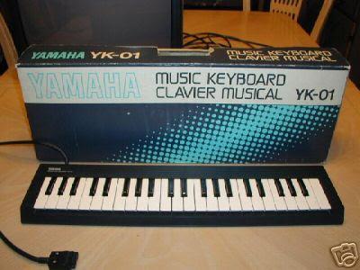 Clavier Yamaha MSX YK01 F69b_1