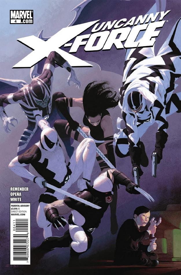 [News] DC/MARVEL COMICS - Page 4 Uxforce004_dc11_lr_0001_02