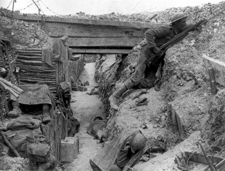 guerra - Centenario de la Primera Guerra Mundial Somme