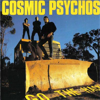 COSMIC PSYCHOS Front