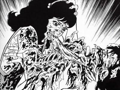 Kazuo Umezu - kralj horor mange Fasting