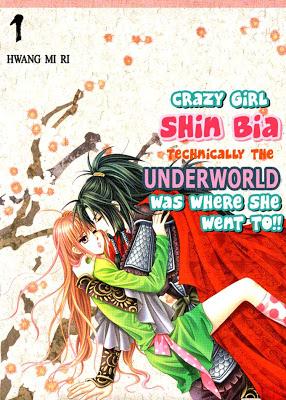 Crazy Girl Shin Bia/ Nữ hoàng rắc rối 00-cover