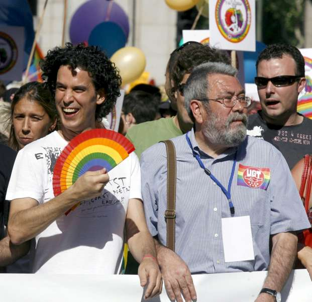 La socialdemocracia y las luchas parciales, enemigas del proletariado. Gays