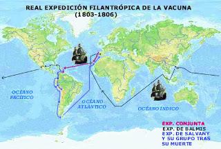 Balmis; el cirujano español y los 22 niños milagro Balmis