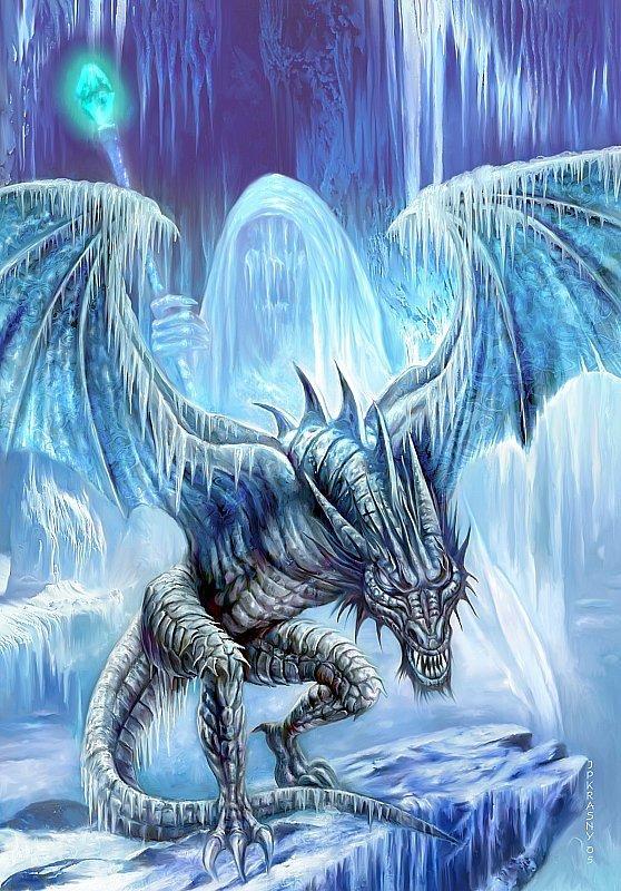 Pet Shop do Poseidon Icedragon